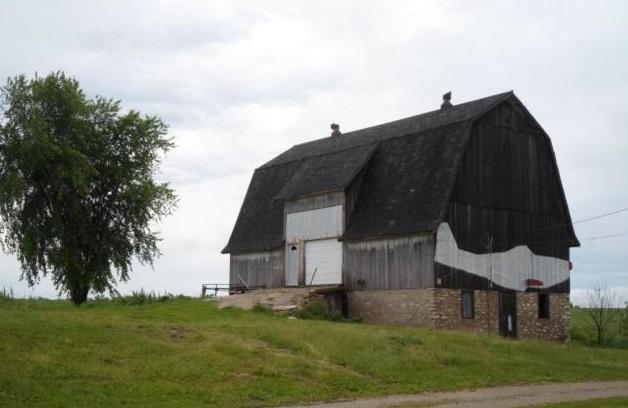 existing barn